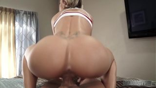 Big Ass Bubble Butt Riding Hard