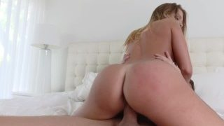 Big Ass Blonde Makes Dicks Cum Hard