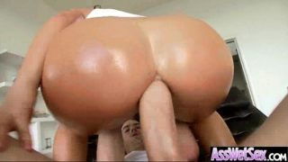 Keisha Grey's Big Oiled Ass