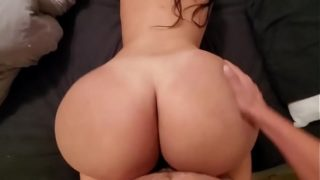 Big Ass Stepdaughter Fucks Her Dad Good