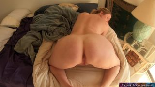 Blonde Big Ass Stepmom POV