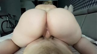 Imagine that you fucked girl with huge ass | POV